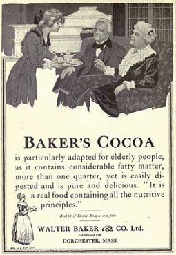 Good for the elderly? Really?