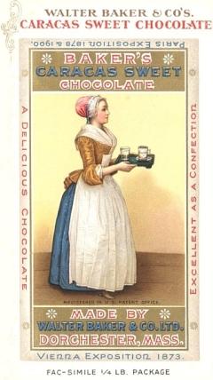 Baker's Girl Based on 1700's painting