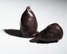 chocolate covered fig