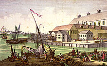 Salem Waterfront 1770-1780